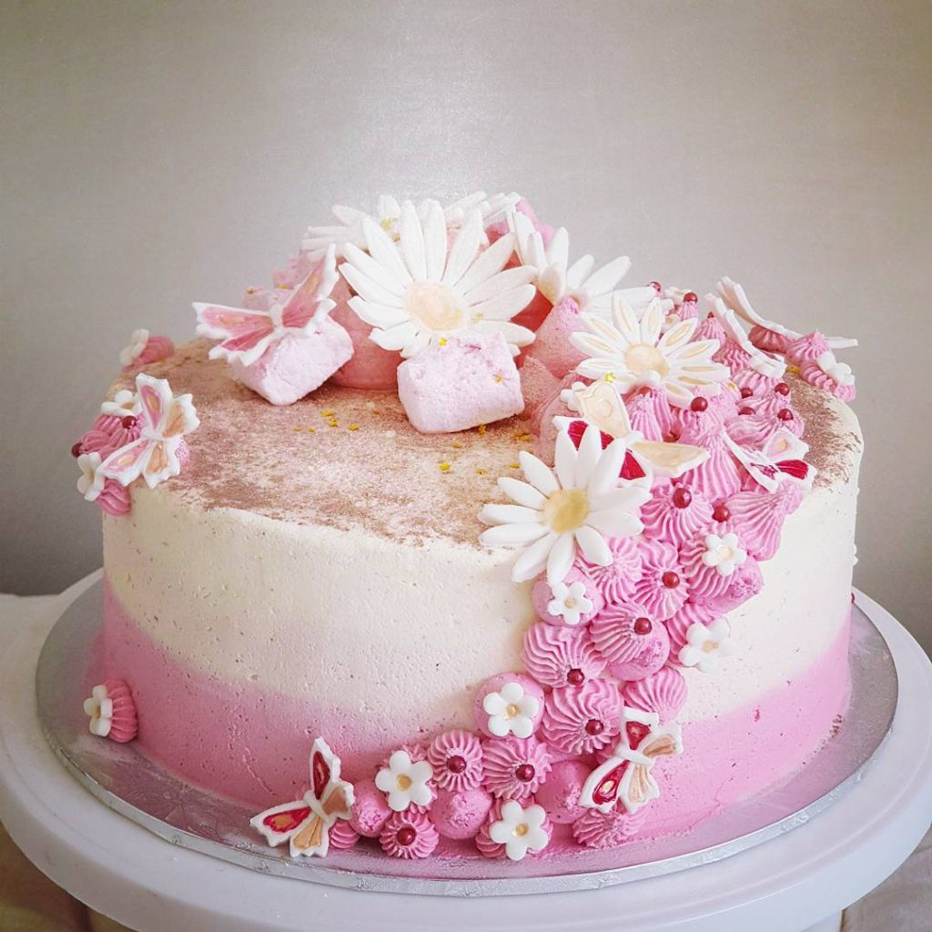 Rosé Crafted Cakes - Cakes - My Kiwi Wedding Directory