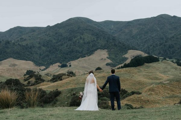 Farm weddings in New Zealand is certainly gaining popularity as a great wedding venue option