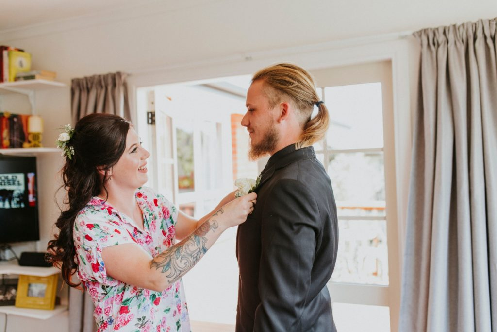 unique elopement