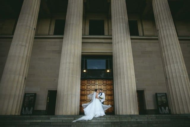 Auckland Museum Wedding Venues