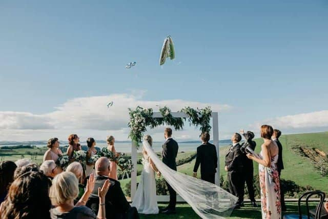 Kauri Bay Boomrock by Alex de freitas Auckland Wedding Venues
