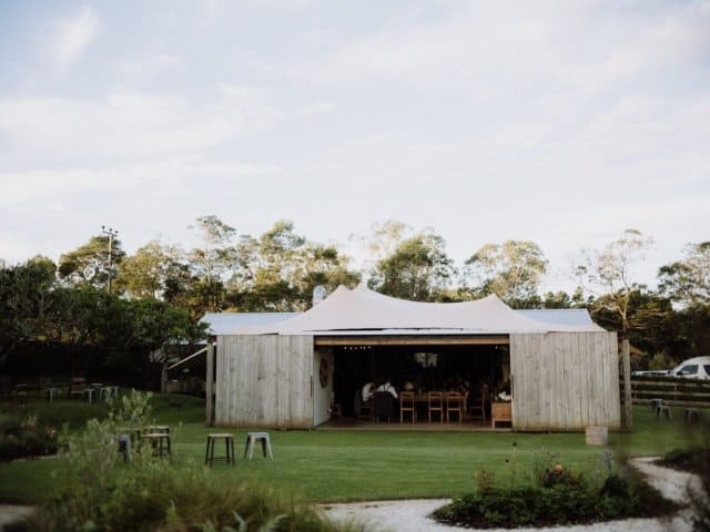 The Tasting Shed Auckland Wedding Venues