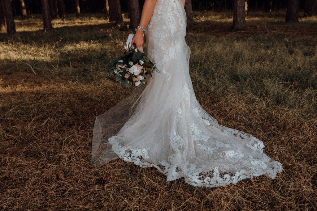 New Zealand wedding dress from Bridal Studio 1
