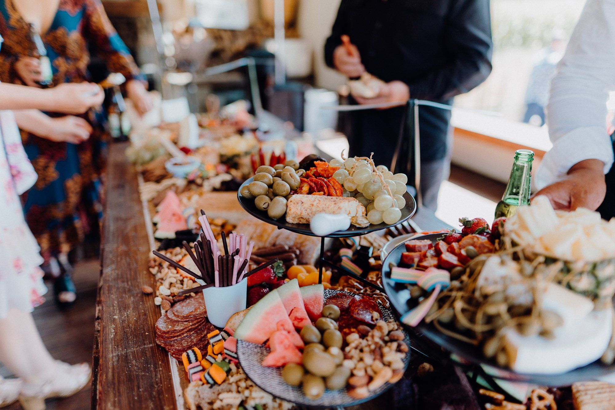 Wedding Photography Of Grazing Table Ideas 036