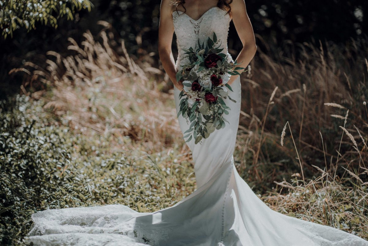 New Zealand wedding dress from Bridal Studio 2