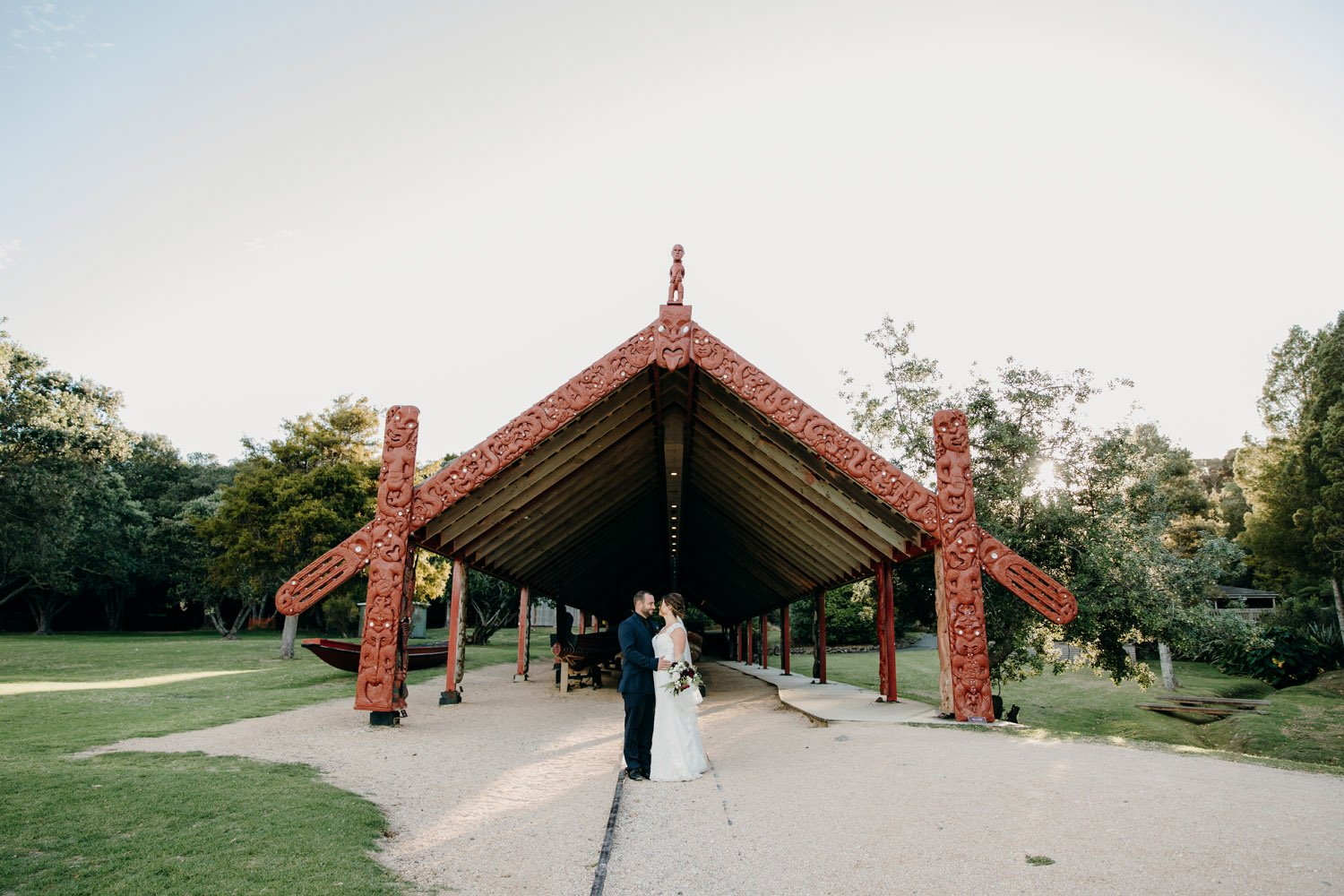 Waitangi Ground Northland Wedding Venue 16