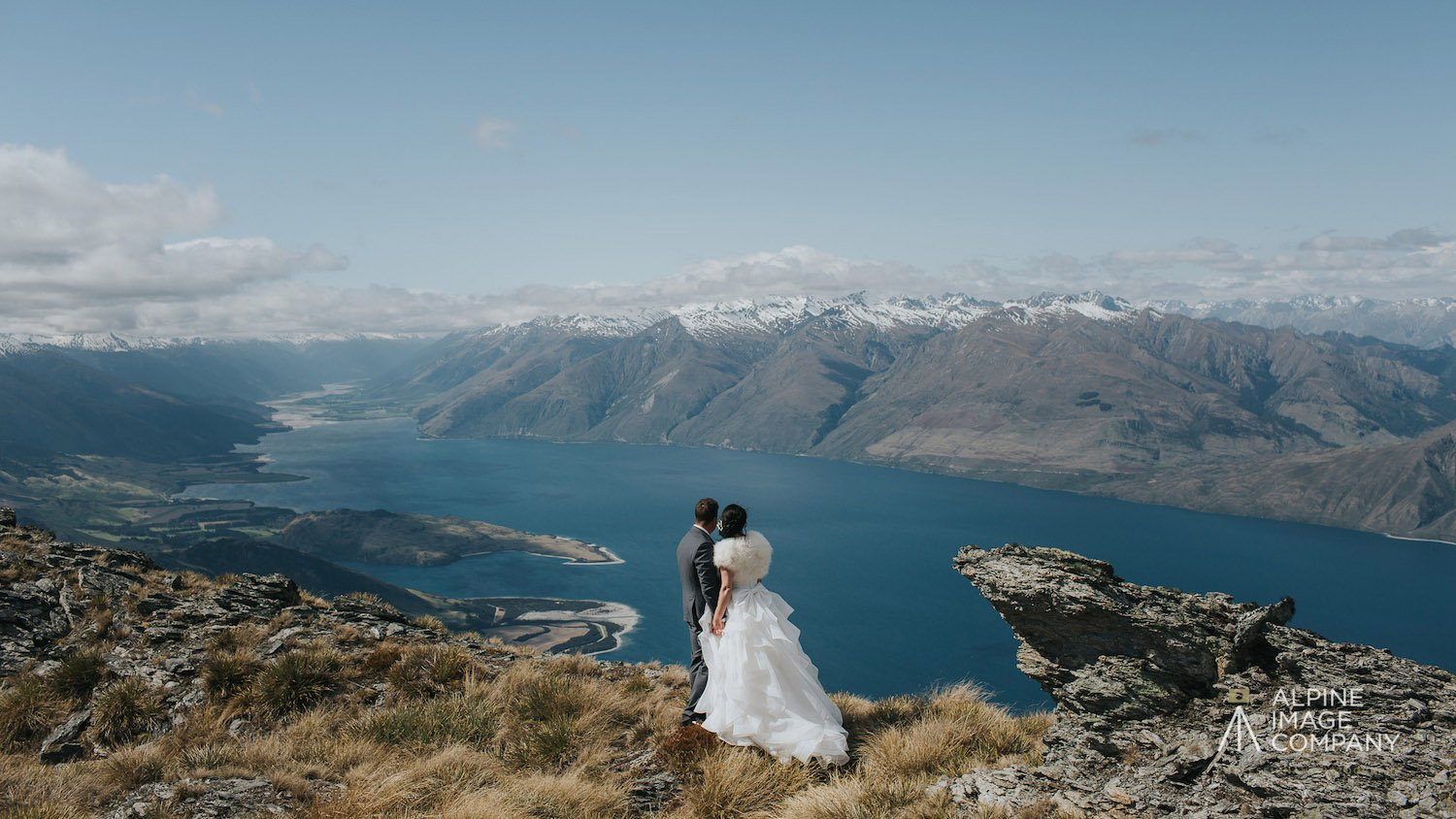 Lake Hawea View Wedding Venue Wanaka New Zealand9