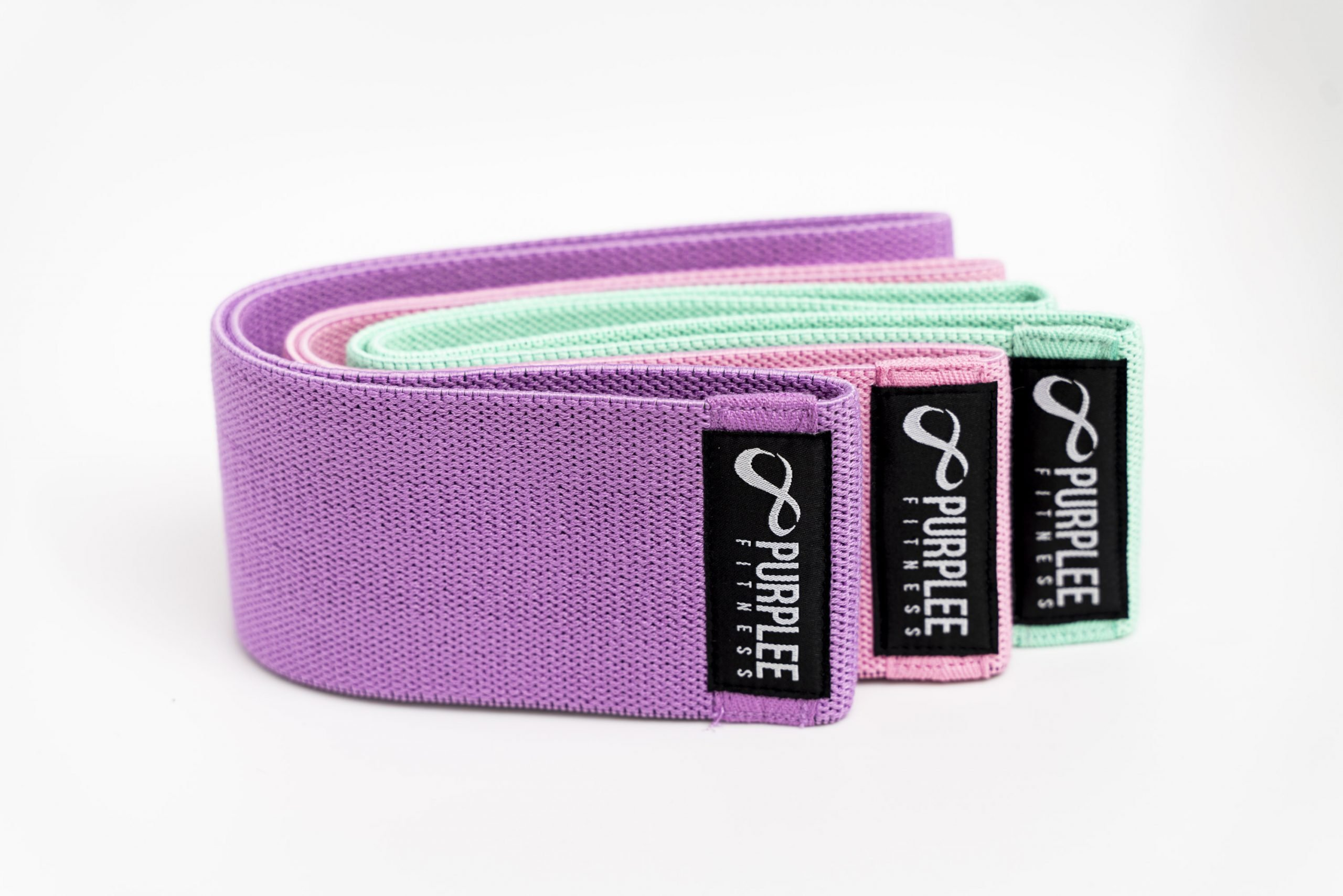 Purplee Fitness Resistance Bands For Glute And Core Exercises 029