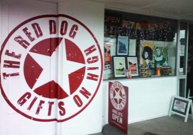 The Red Dog Gift Shop 1